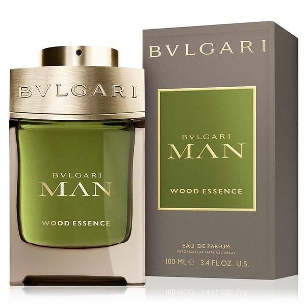 Bvlgari Man Wood Essence by Bvlgari 100ml Edp