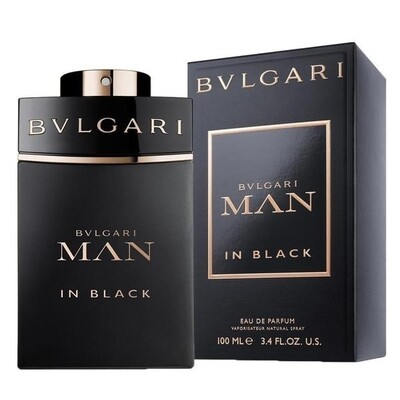 Bvlgari Man In Black by Bvlgari 100ml EDP