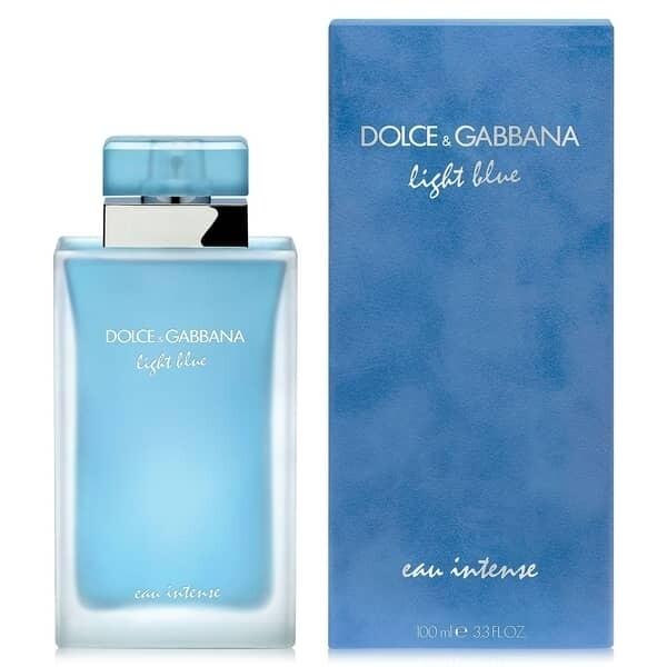 Light Blue Eau Intense for wowen by Dolce & Gabbana 100ml EDP