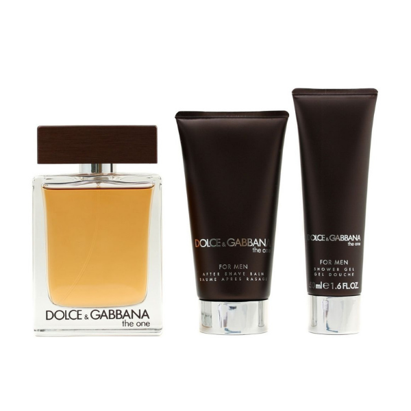 The One For Men by Doce & Gabbana 3-Piece Gift Set