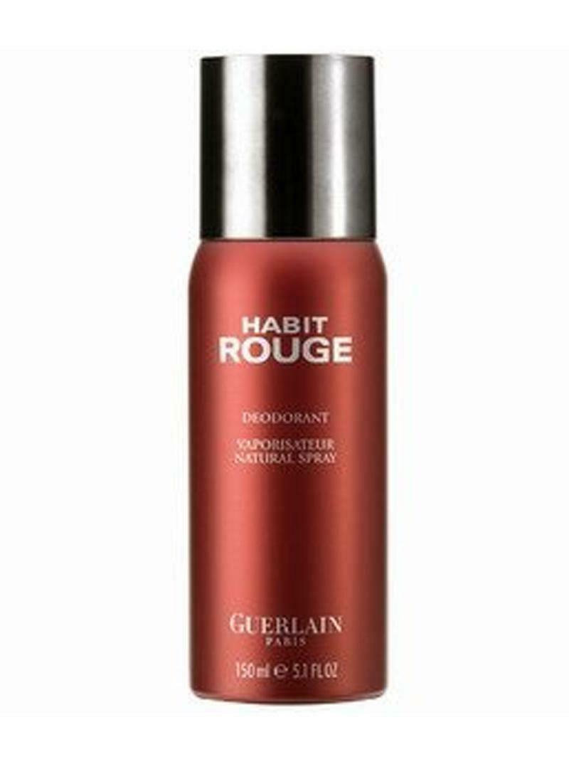 Guerlain Habit Rouge For Men Deodorant Spray 150ml