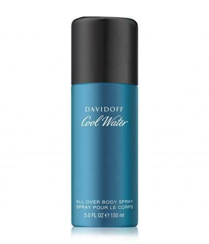 Davidoff Cool Water For Men Body Spray for men 150ml