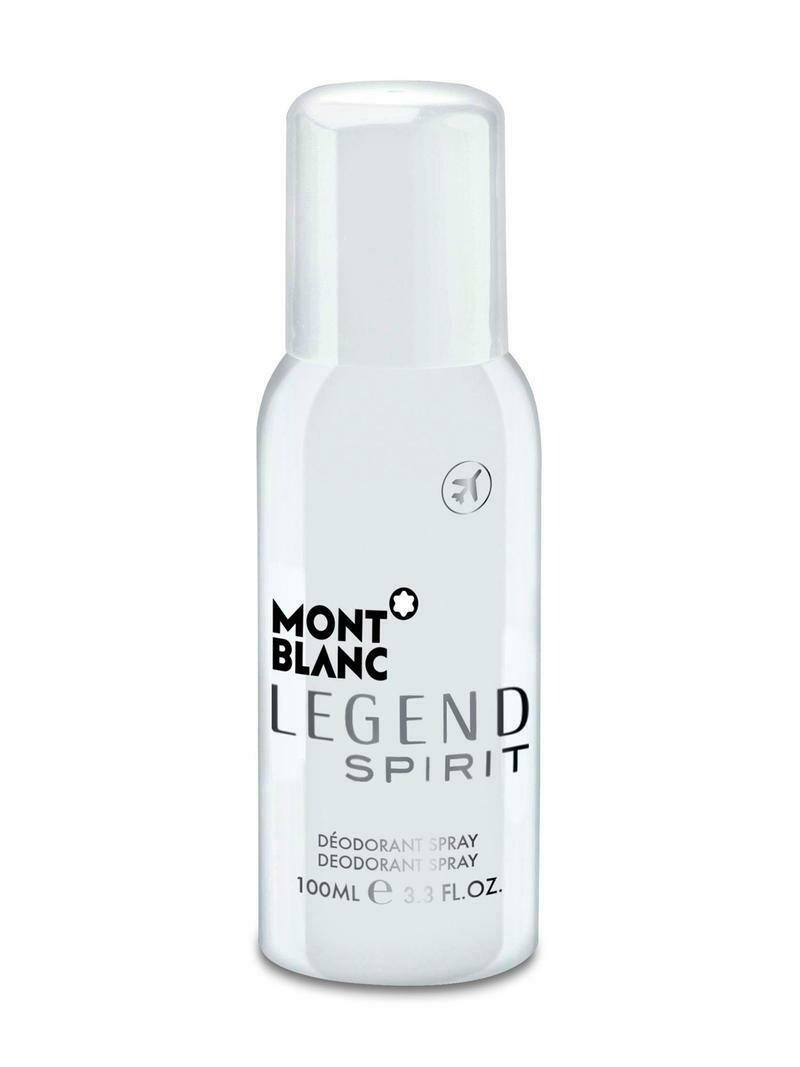 Mont Blanc Legend Spirit Deo Spray for men 100ml