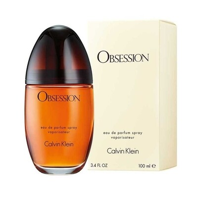 Obsession by Calvin Klein for women 100ml EDP