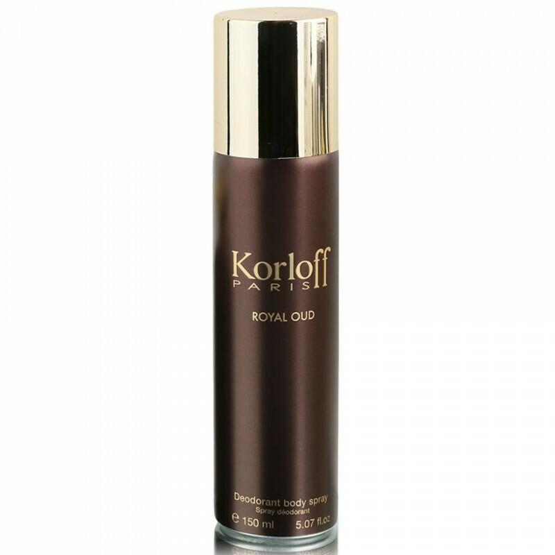 Korloff Paris Royal Oud Deodorant 150ml