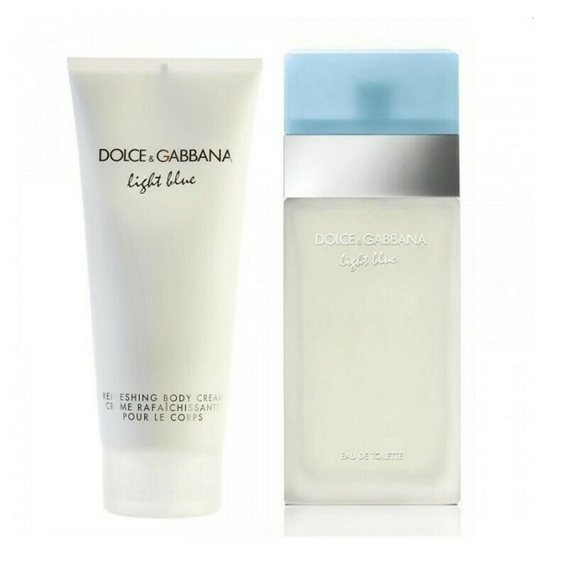 Light Blue for Women by Dolce & Gabbana 2-piece Gift Set