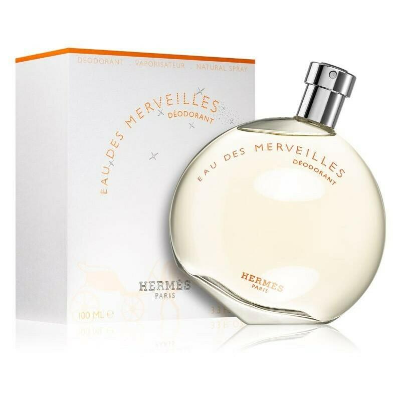 Hermes Eau Des Merveilles Deodorant for women 100ml