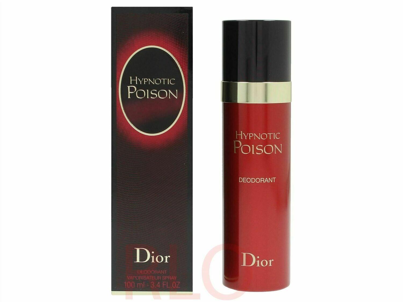 Christian Dior Hypnotic Poison 100ml Deodorant for Women