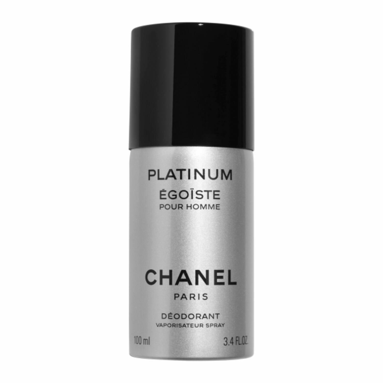 Chanel Platinum Egoiste Deodorant for Men 100ml