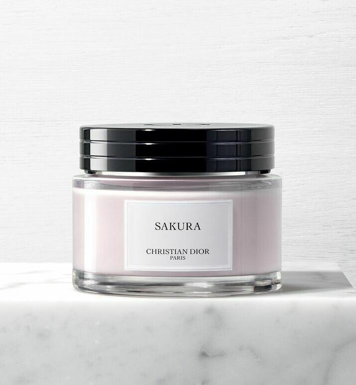 Dior Sakura Body Cream