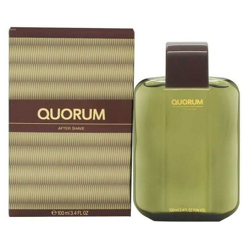 Quorum After Shave Lotion 100ml for Men.