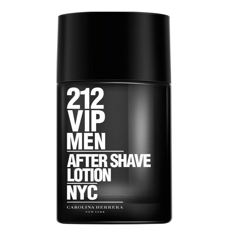 Carolina Herrera 212 Vip After Shave Lotion 100ml