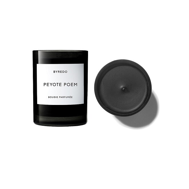 Byredo Peyote Poem Candle Tester