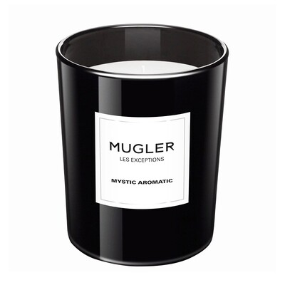Mugler Les Exceptions Mystic Aromatic Scented Candle 180 Gram