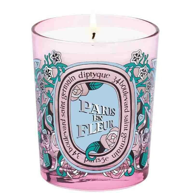 Diptyque Paris En Fleur Scented Candle 70 Gram