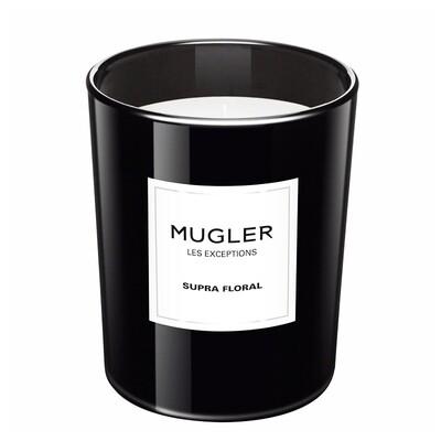 Mugler Les Exceptions Supra Floral – Scented Candle, 180 Gram