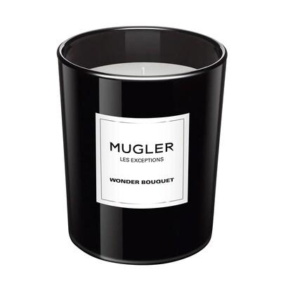 Mugler Les Exceptions Wonder Bouquet Scented Candle 180 Gram