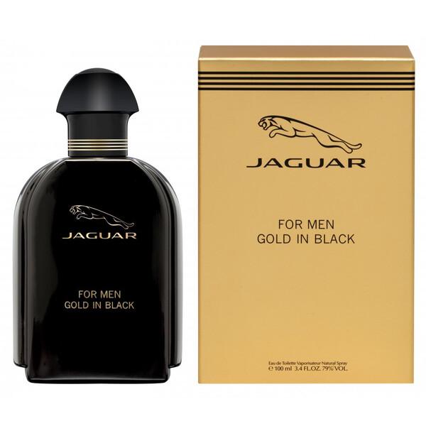 Gold In Black by Jaguar 100ml EDT