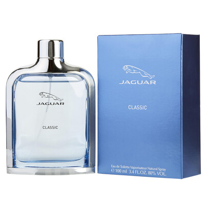 Jaguar Classic Blue by Jaguar 100ml EDT for Men