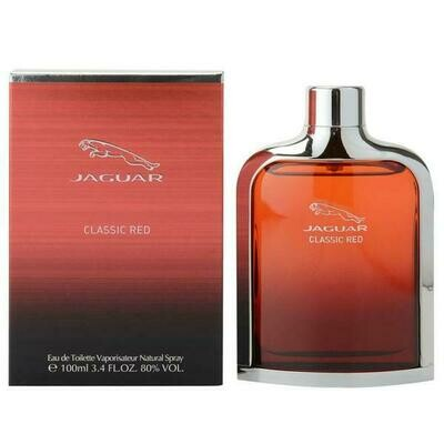 Jaguar Classic Red by Jaguar 100ml EDT
