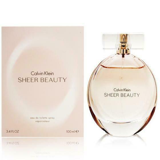 Sheer Beauty by Calvin Klein 100ml EDT