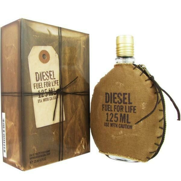 Fuel for Life by Diesel 125ml EDT for Men