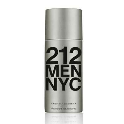 Carolina Herrera 212 NYC Deodorant 150 Ml
