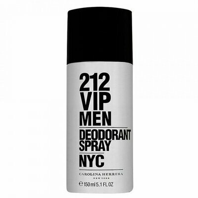 Carolina Herrera 212 VIP Men Deodorant 150 Ml