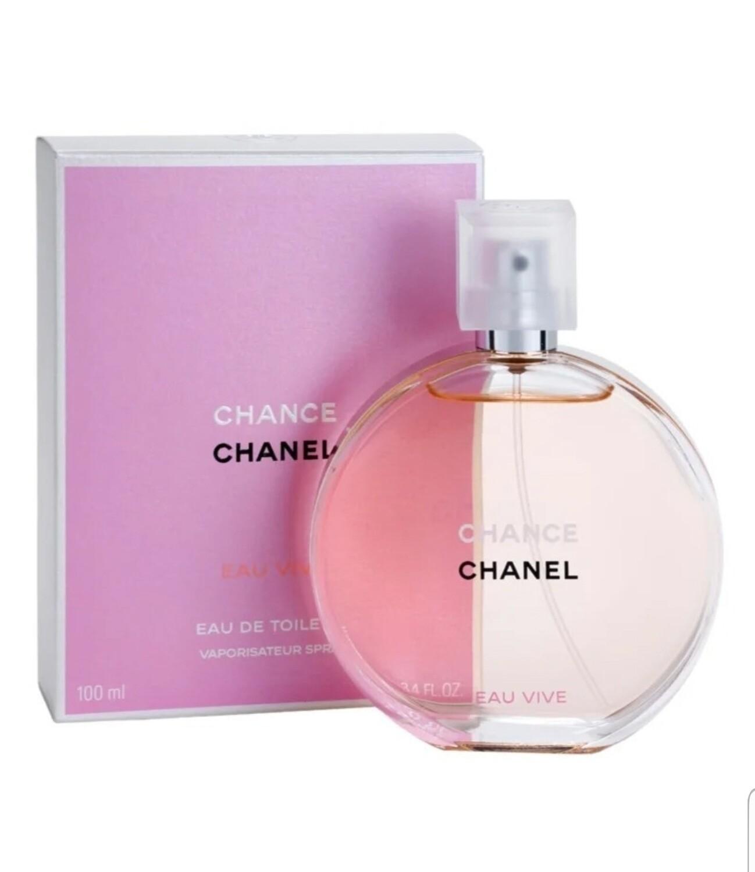 Chance Eau Vive by Chanel 100ml EDT