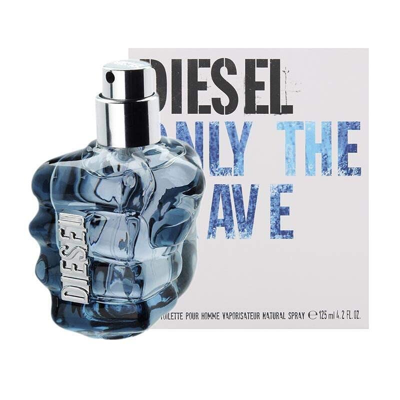 Diesel Only The Brave 125 ml EDT for Men