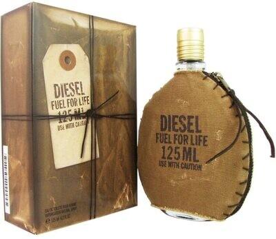 Fuel for Life b Diesel 125ml EDT for Men