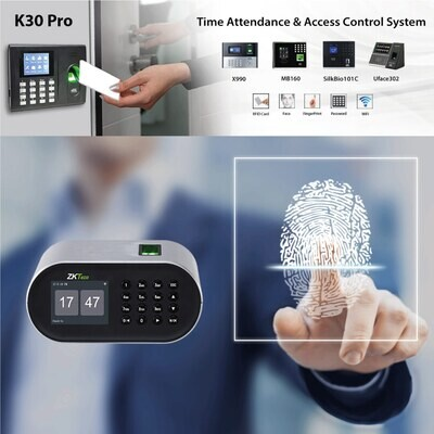 Time & Attendance System for Employees