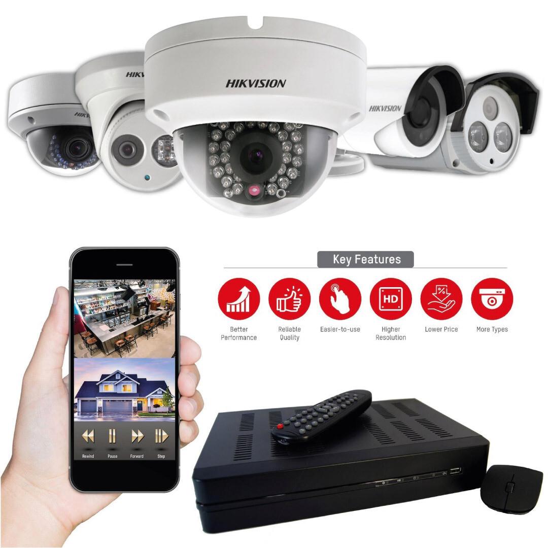 Indoor Security Surveillance Camera