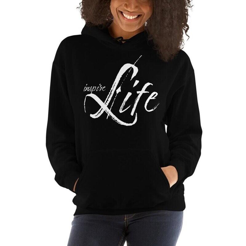 Inspire Life Womens Hoodie