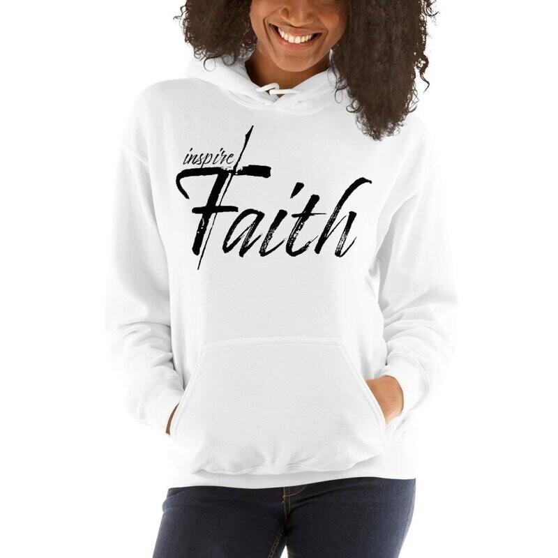 Inspire Faith Womens Hoodie