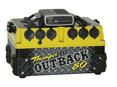 Thumper Outback 80AH  DC-DC Click N Collect Only