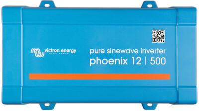 VICTRON PHOENIX INVERTER VE.DIRECT – VPINV-12/500