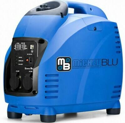 MickeyBlu 3.5kva Portable Petrol Generator