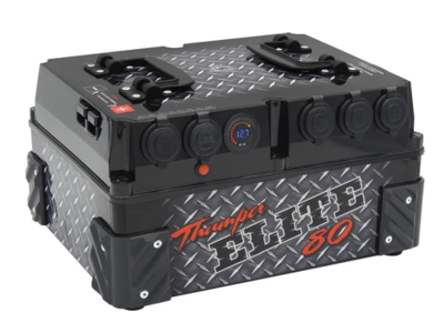 Thumper 'Elite' 80 AH Battery Pack (Dual Battery) Click N Collect Only