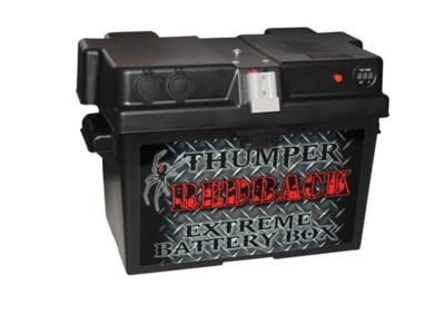 Thumper Battery Box - Base model (2 x Outlets)