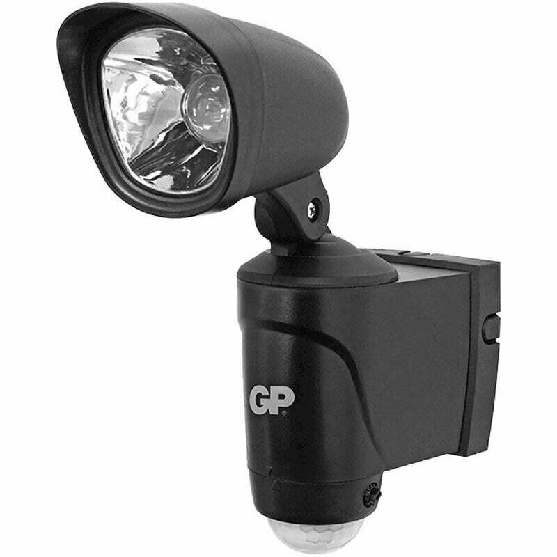 SafeGuard Sensor Light Single headlamp battery powered 130lm - RF3