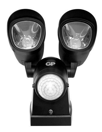 GP Safeguard 260 Lumen Dual Light Security Sensor