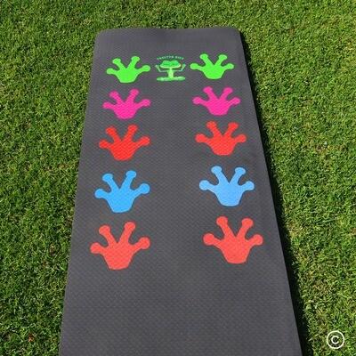 Yogalily Pad Yoga Mat Adult Size (Ages 10 - Adult) x2 Bundle