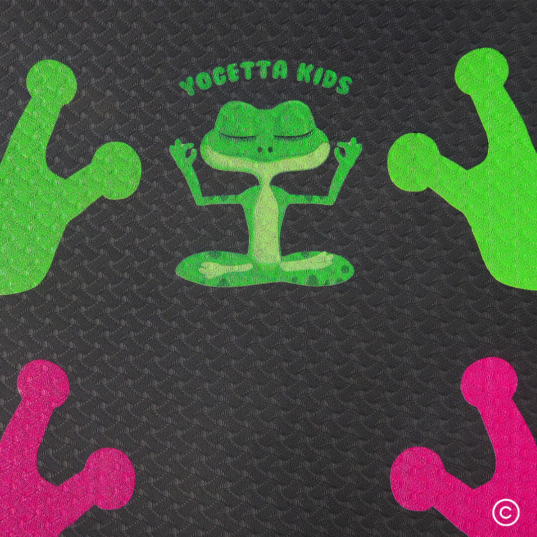 Yogalily Pad Yoga Mat Adult Size (Ages 10 - Adult) x3 Bundle
