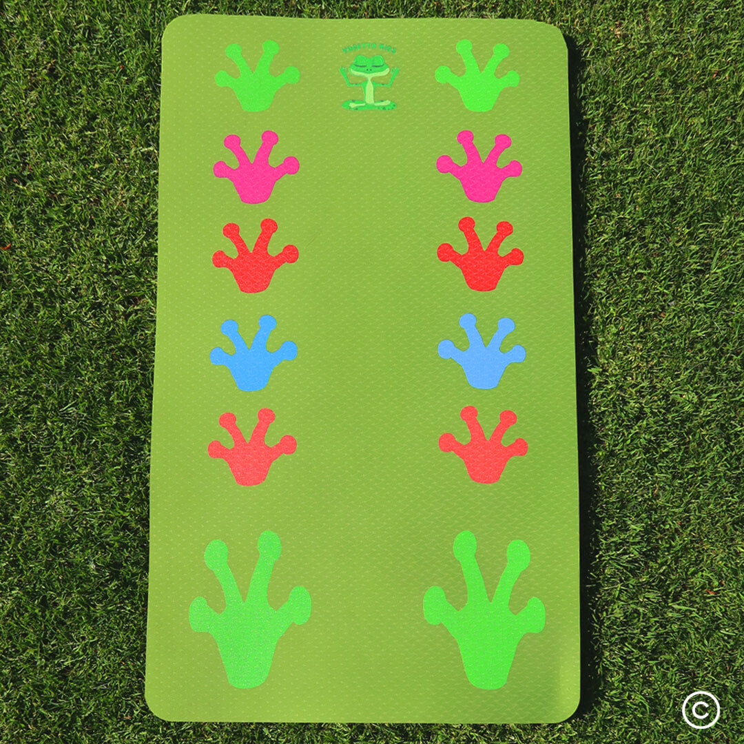 Yogalily Pad Yoga Mat Kids Size (Ages 4-9)