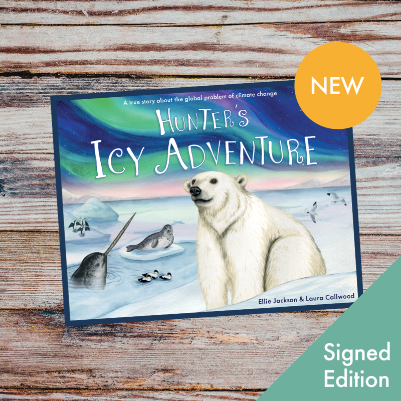 Hunter's Icy Adventure - Signed edition