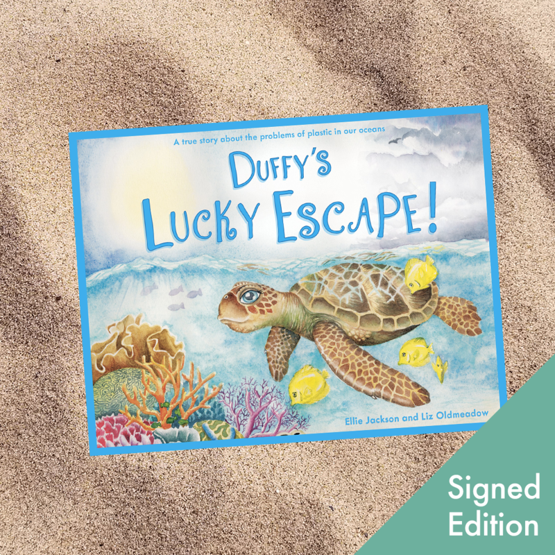 Duffy's Lucky Escape - Signed edition