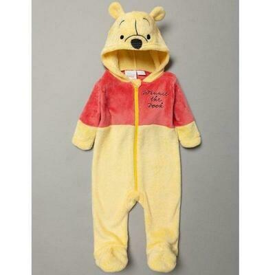 Winnie the Pooh Onsie - Fleece
