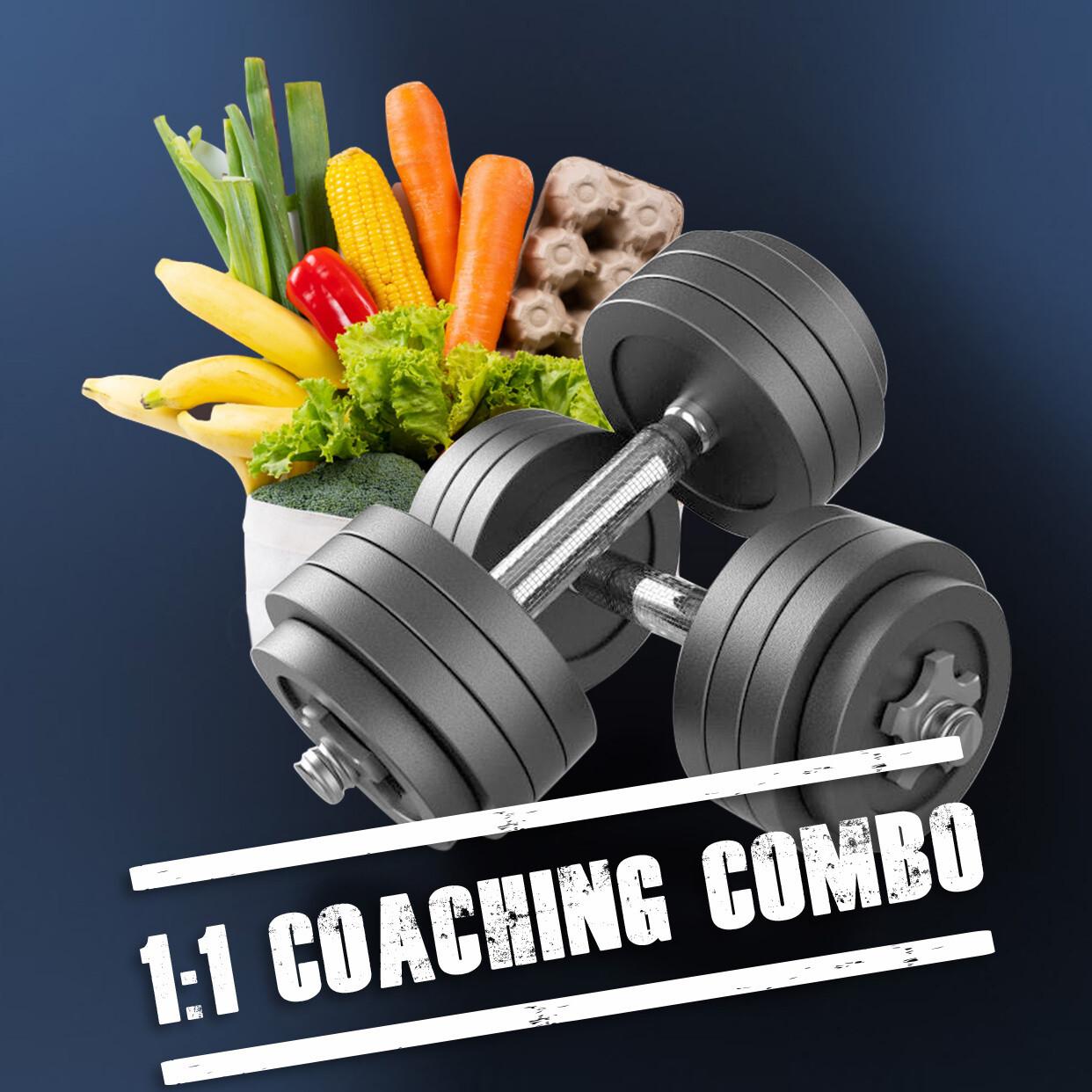 1:1 Coaching Combo