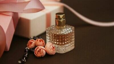 The perfume inspired box
